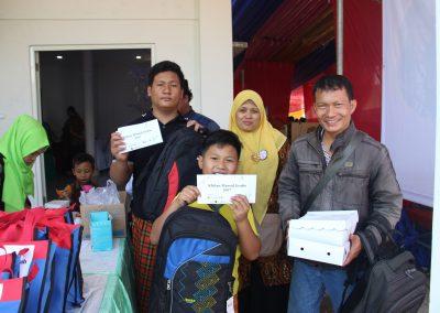Peserta khitan Massal Gratis Yayasan Suara Hati 2017