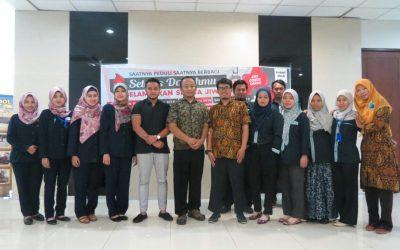 Donor Darah Di PT. United Tractors Tbk Surabaya