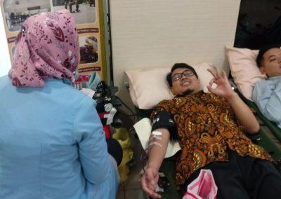 Donor Darah Karyawan YSH di PT. Unite Tractor Indonesia Surabaya4