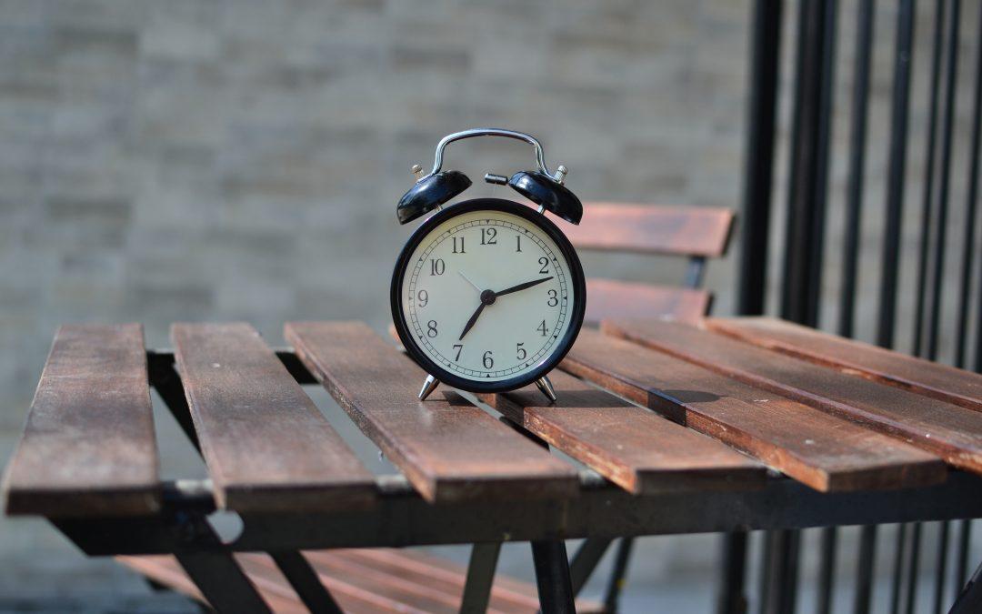 Manfaatkan Waktumu Sebaik Mungkin