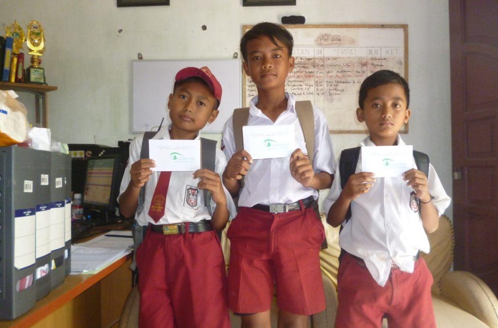 Subsidi Pendidikan untuk Anak Yatim dan Dhuafa'