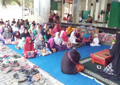 Undangan Buka Puasa Bersama di Masjid Al-Ikhlas