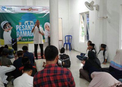 Pesantren Ramadhan Yayasan Suara Hati 1439 H