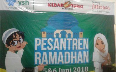 Pesantren Ramadhan Yayasan Suara Hati 1439H