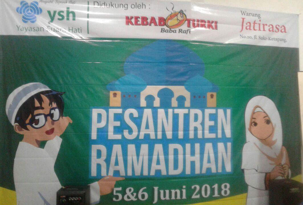 Pesantren Ramadhan 1439 H