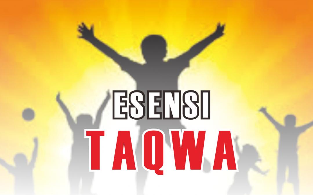 Esensi Taqwa
