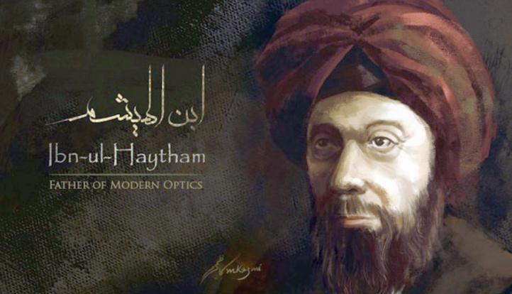 Penemu Kamera Itu bernama Ibnu Haitham