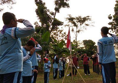 Tadabbur Alam Di Wonosalam, Jombang.