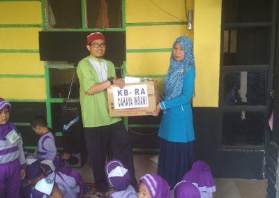 Kunjungan KB-RA