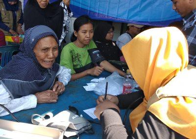 Pengobatan Gratis Yayasan Suara Hati