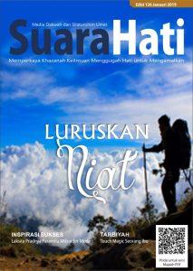Majalah Suara Hati Edisi Januari 2019