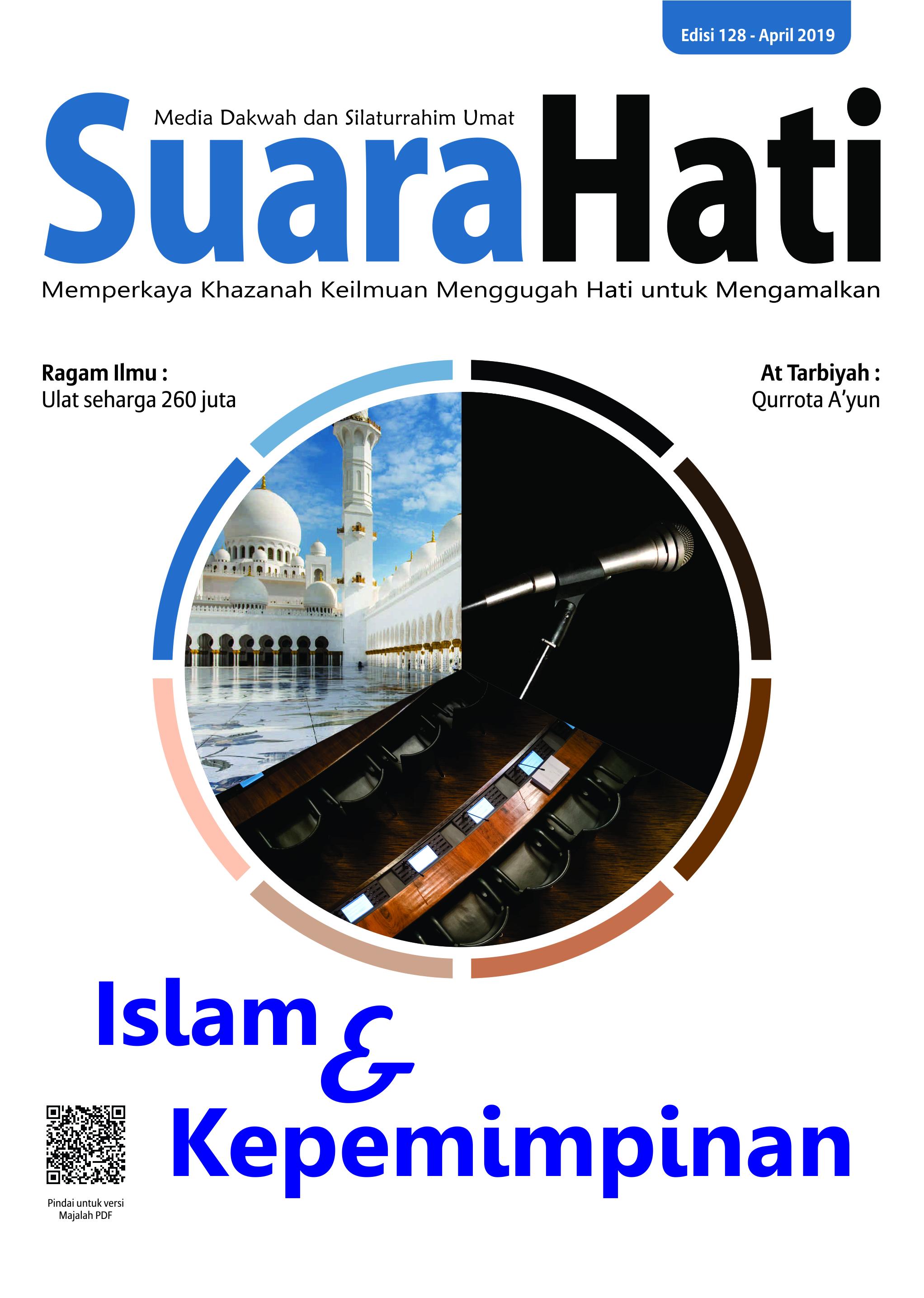 Majalah Suara Hati Edisi April 2019