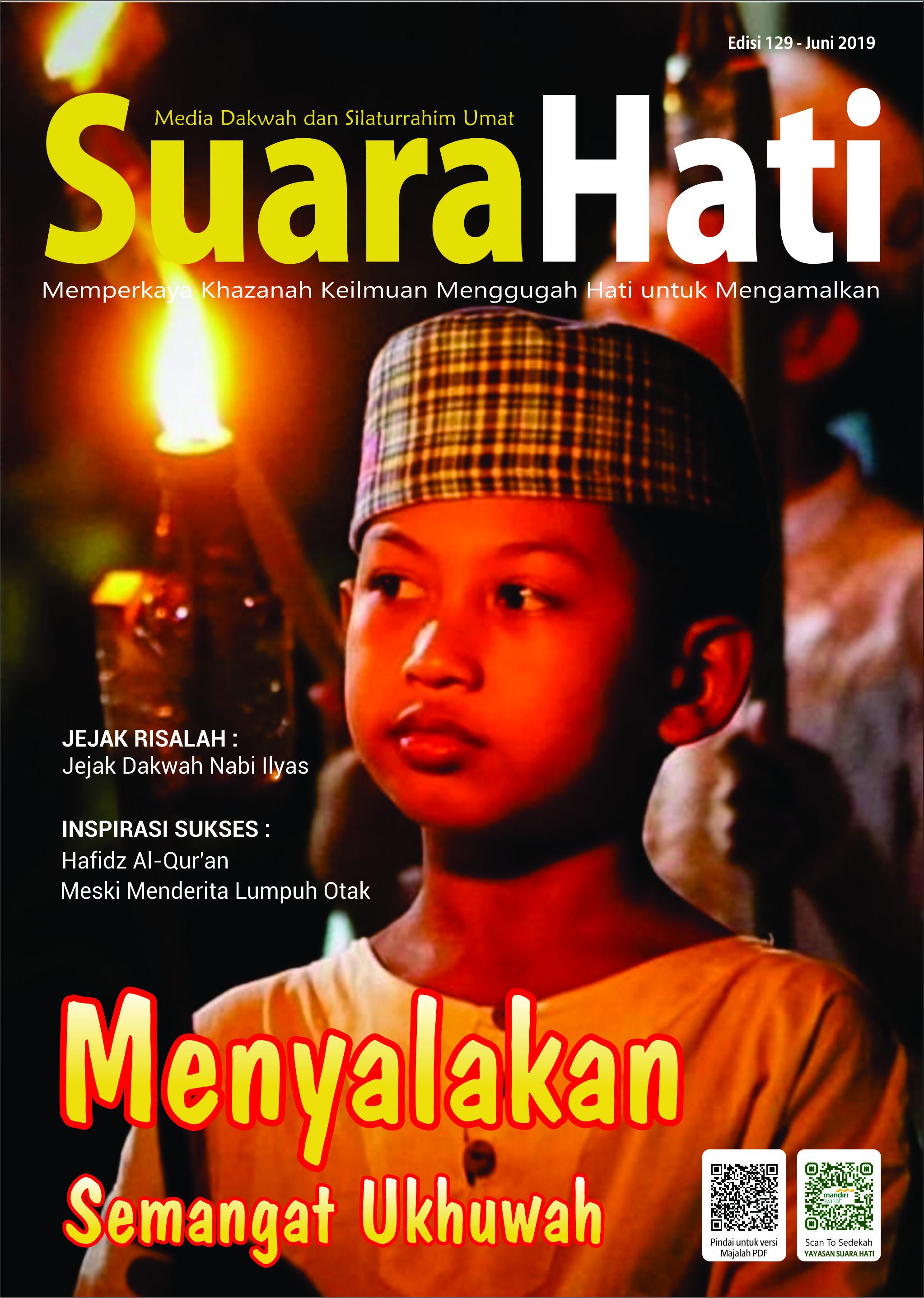 Majalah Suara Hati Edisi Juni 2019